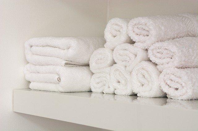 hotelové ručník
